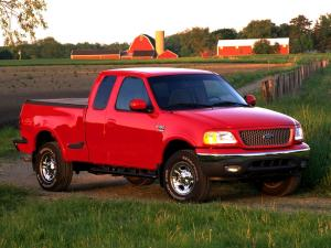 1999 Ford F-150 SuperCab Flareside